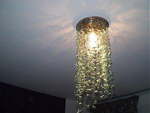 Svietidlá a sviečky - lampa  vodopád - 515205