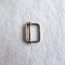 Galantéria - Prevliečna skracovacia spona 40 mm nikel - 519543