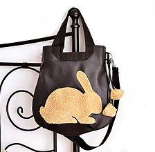 Veľké tašky - PICTURE-králík - 524609