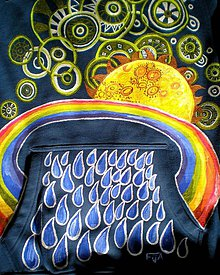 Mikiny - Somewhere above the rainbow - 526482