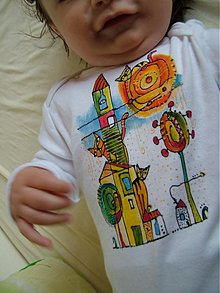 Detské oblečenie - Cica-City - 530889