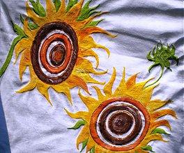 Tielka - Zasnúbené slnečnice - 534181