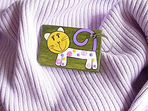 Kľúčenky - kľúčenka - 53661