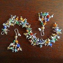 Sady šperkov - Coloured Grapes - 540349