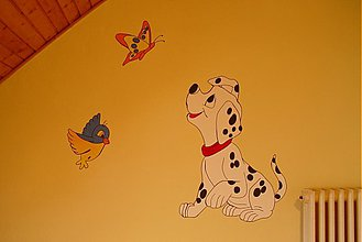 Kresby - HAVINKO v detskej izbe - 55048