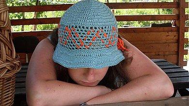 Čiapky, čelenky, klobúky - na huby - 574165