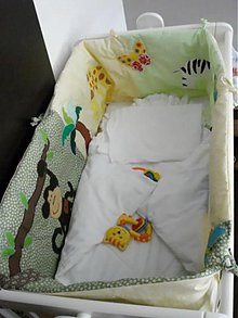 Textil - Hniezdo do kolísky-postielky - 585273
