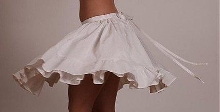 Sukne - Krojová spodnička - 599797