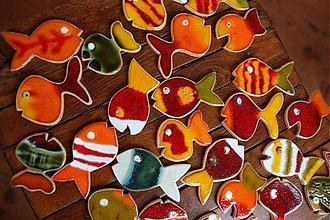 Dekorácie - rybky - 608143