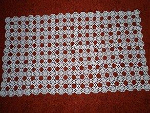 Úžitkový textil - Jedinečný obrus - 612764