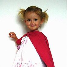 Detské oblečenie - Princeznovský plášť na želanie mojej Amy - 613899