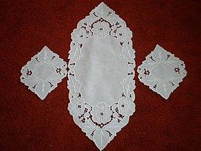 Úžitkový textil - Nádherné richelieu - 614428