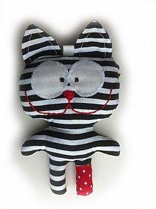 Hračky - Jednoponožkové mačiatko 2. - 618541
