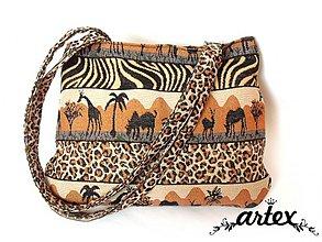 Veľké tašky - SAFARI - veľká taška - 636394