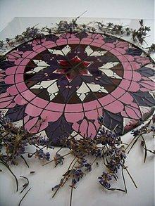Dekorácie - Mystická Mandala - 640877