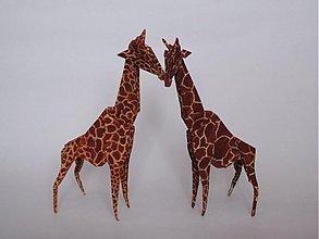 Socha - Žirafa - 645000