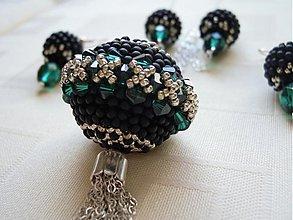 Sady šperkov - jedna malá elegantnosť (náhrdelník a náušničky) - 650116