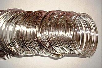 Komponenty - Pamäťový drôt Ø 60 mm - cca 10 otočiek - 662234