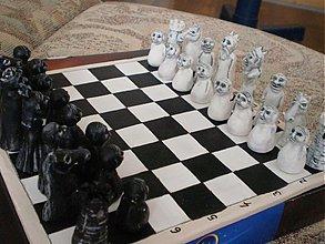 Hračky - Ľudské šachy - 673705