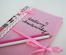 Papiernictvo - Zápisník pre Adélku - 682611