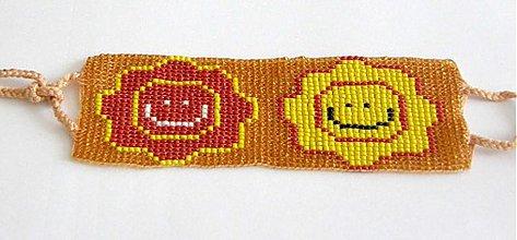 Náramky - hippie summer  - 68558