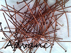 Komponenty - Ketlovací nit 40ks M 4cm - 689355