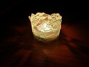Svietidlá a sviečky - Tienidlo na sviečku - 692705