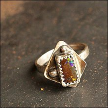 Prstene - Hranatý bouldřík - 701464