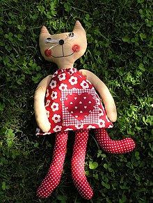 Hračky - Mačka Micka - 708569