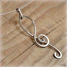 Náhrdelníky - Hudba môjho srdca... - 714306
