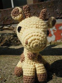 Hračky - Žirafka Arthur - 727590