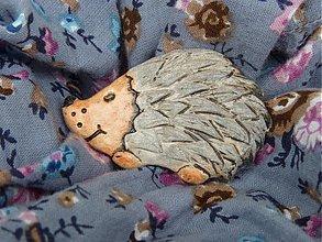 Magnetky - Ježko ježulko - 728251