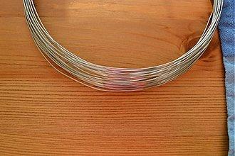 Suroviny - Kantalový drôt 1 mm - 740750