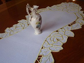 Úžitkový textil - dečka na stolik - 744708
