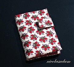 Peňaženky - Peněženka cool - westminter lístečky :) - 746681