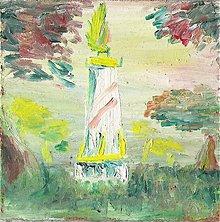 Obrazy - Highelf tower - 758773