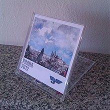 Dekorácie - kalendar - PRAHA  - 773421