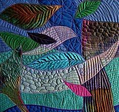 Obrazy - Art Quilt - 803223
