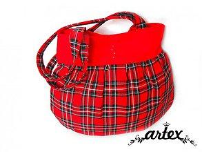 Veľké tašky - TARTAN I. - veľká taška - 803618