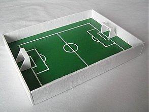 Hračky - Futbalové ihrisko k dreveným futbalistom - 806144