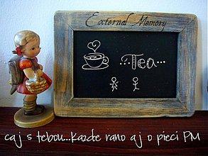 Tabuľky - externa pamat...čaj o pjeci Píí eM - 807814
