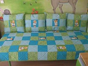 Úžitkový textil - Detská deka - 810897