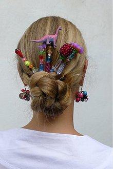 Ozdoby do vlasov - Ihlice by Hogo Fogo - 822700