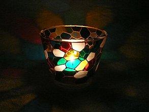 Svietidlá a sviečky - Svietnik na čajovú sviečku - Klasic 2 - 828555