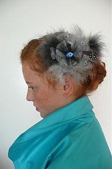 Ozdoby do vlasov - Earl Grey by Hogo Fogo - 829321