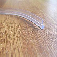 Iný materiál - Kéder, PVC paspuľka - priehľadný - 831487