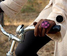Prstene - Prsteň pre jarnú cyklistku - 846951