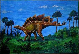Obrazy - Stegosaurus - 848971