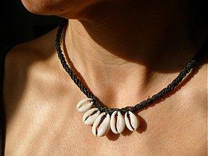 Sady šperkov - Cowrie mušle - 853961