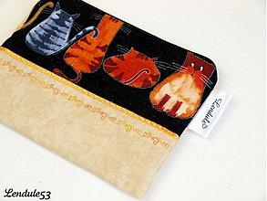 Taštičky - Kočičí tajemství...........:o) - 857223